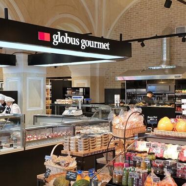 Гастроном Globus Gurmet